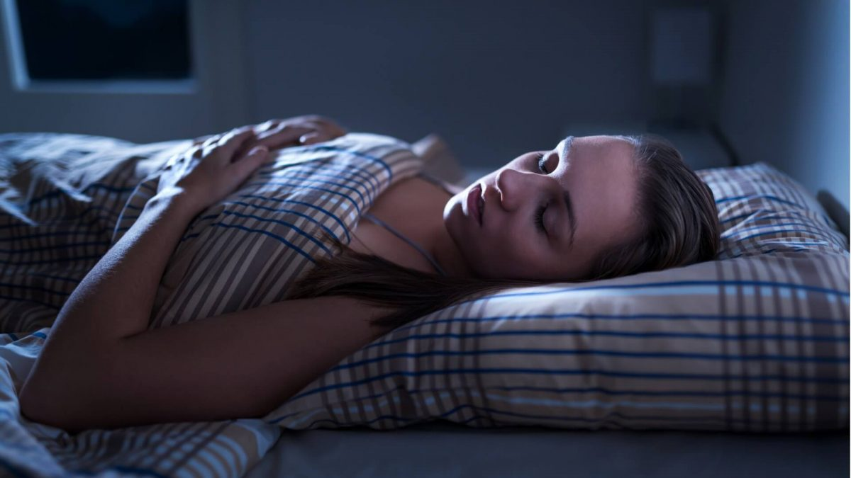 Sleep and health. Why is it necessary to sleep in the dark?