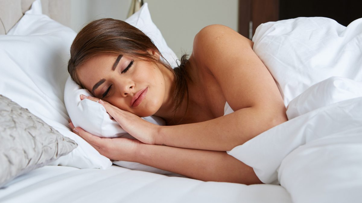 The significance of sleep in a woman's life