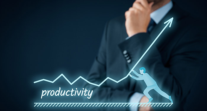 Five tips to improve your productivity