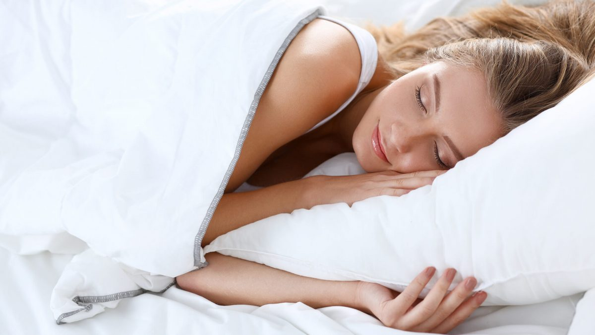 Seven simple and effective tips to improve sleep