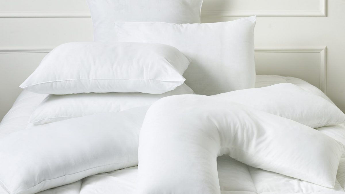 Types of pillow fillers. Which filler to choose to have a healthy sleep?