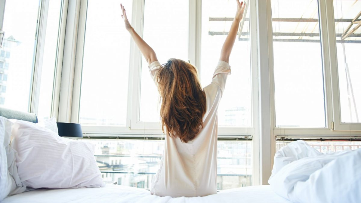 Eight mistakes that prevent you from waking up in the winter