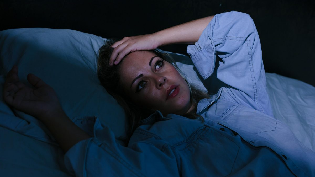 6 methods to help get rid of insomnia