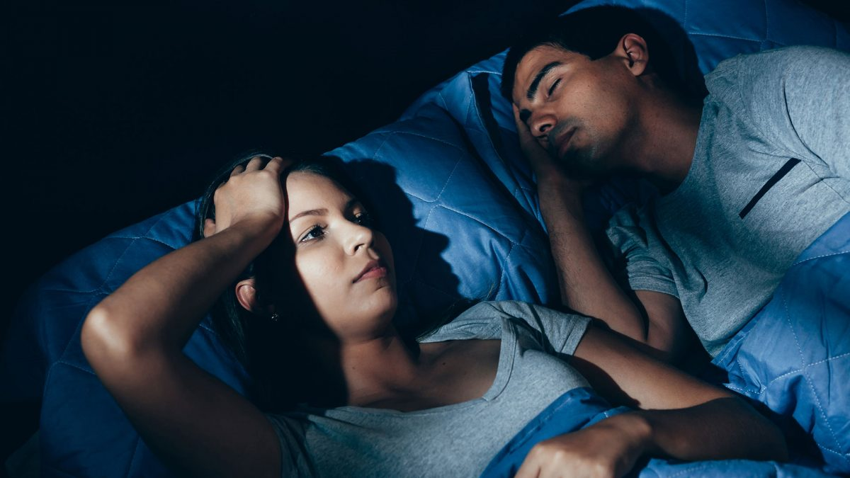 Why should women sleep more than men?